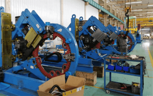 rebar automatic tying machine